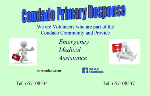Condado Primary Response