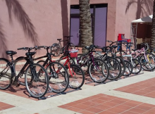Bicycle Hire at Al Kasar Commercial Center, Condado de Alhama