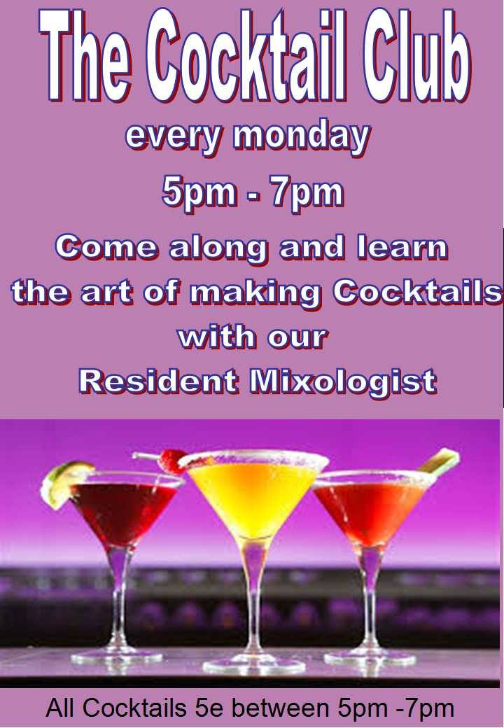 Cocktail_Making_Poster
