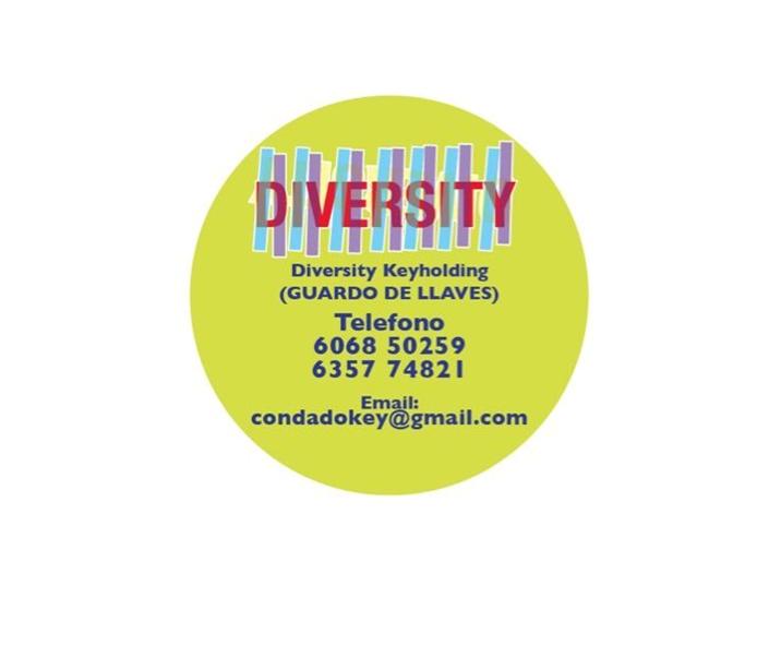 Diversity Keyholding at Condado de Alhama