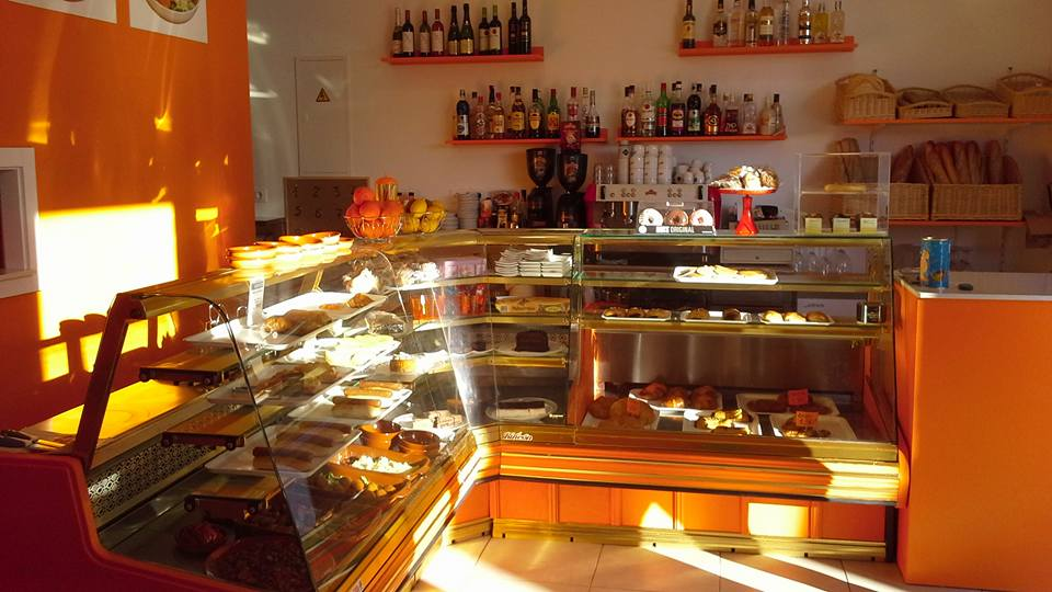 Delicious goodies at Miky's Corner Patisserie