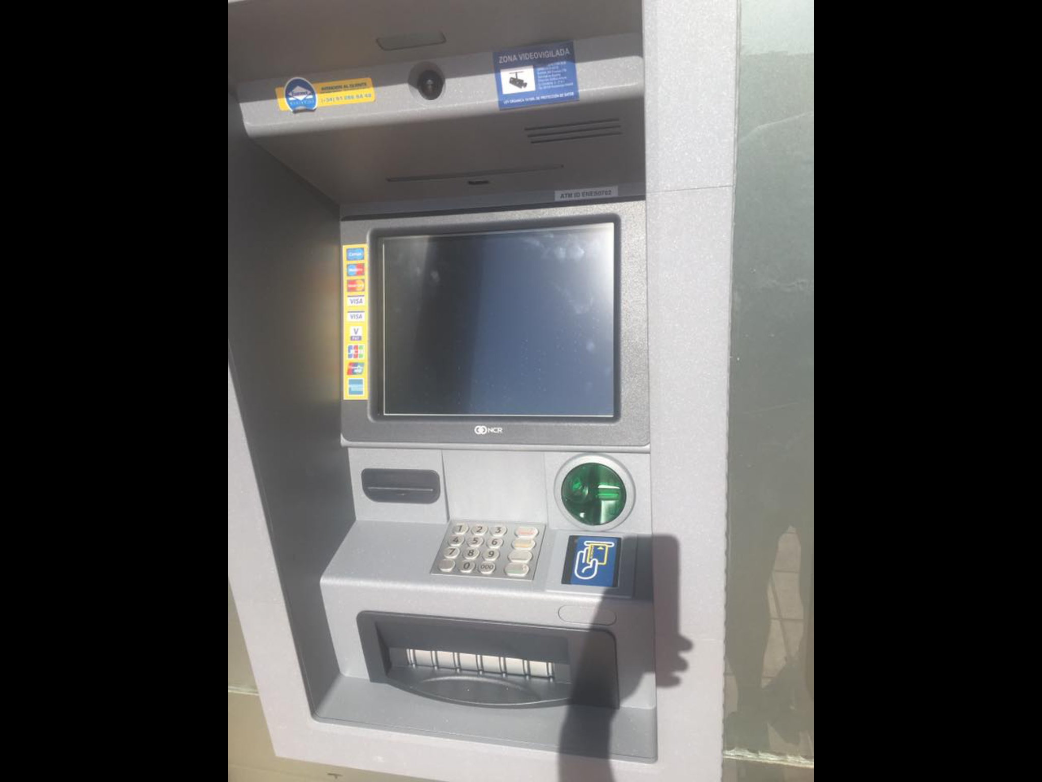 Cash Machine at Condado de Alhama