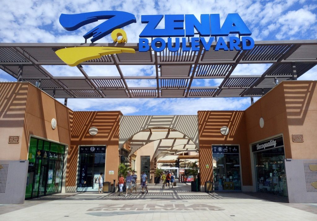 La Zenia Boulevard Shopping Center