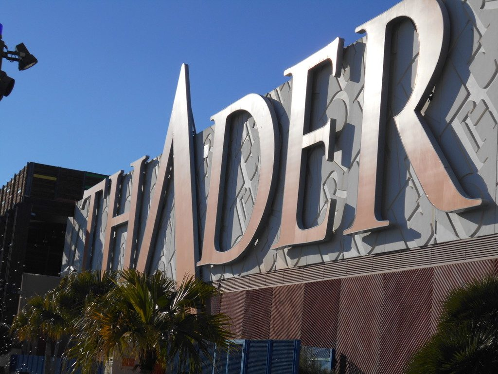 Thader Shopping Center in Murcia