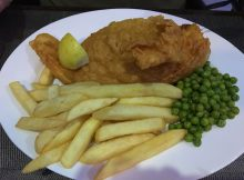 Fish & Chips Friday at The Condado - 22 Euros