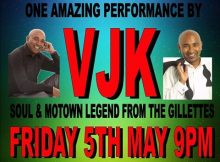 VJK Soul and Motown Show at the Condado Club