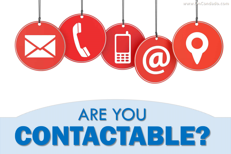 Owners must update their contact information with INMHO Admiburgos