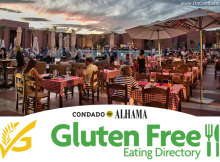 Guide to Eating Gluten Free at Condado de Alhama