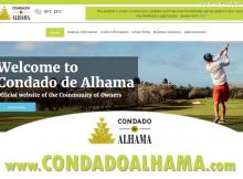Official Community Website for Condado de Alhama