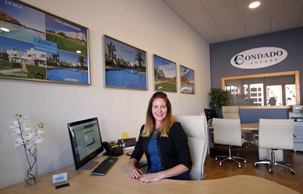 Katie Marler - Head of sales at Condado Invest