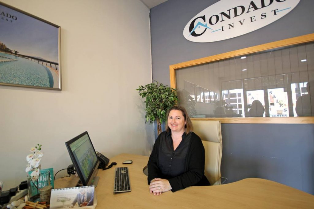 Kelly Bell - Head of Aftersales at Condado Invest