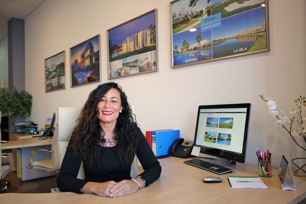 Monica Alacuart - Head of marketing and sales at Condado Invest