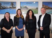 The Condado Invest dream team! :-)