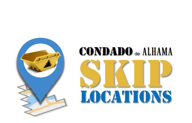 Condado de Alhama Skip Locations