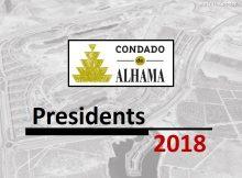 Condado de Alhama Board of Presidents 2018