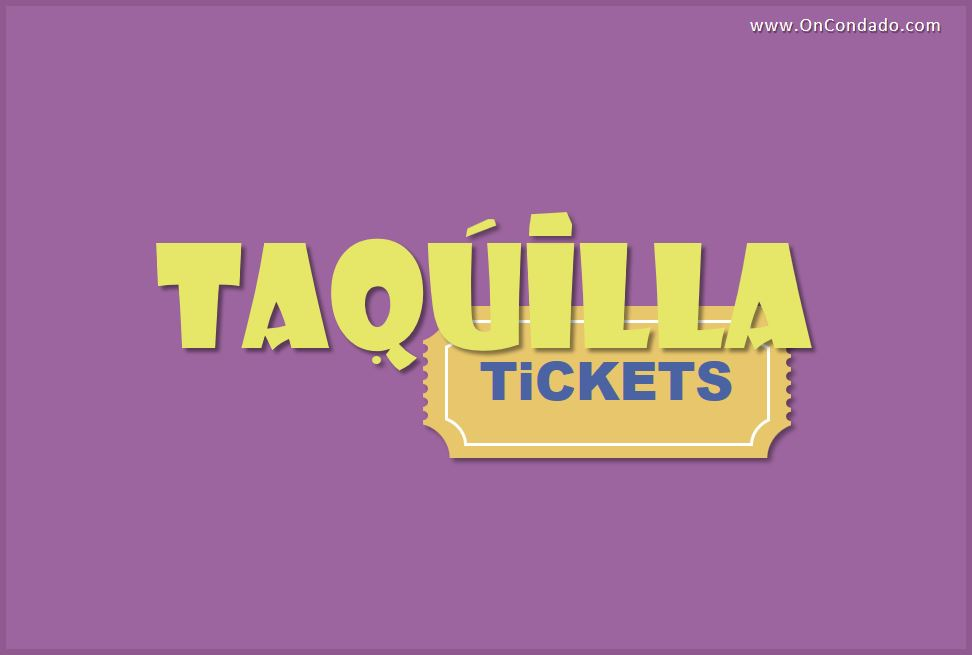Taquilla Tickets. Tours and activities company based at Condado de Alhama Golf Resort