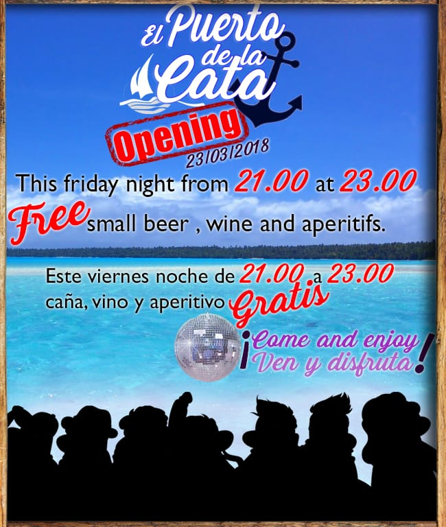 El Puerto de la Cata Opening Night 2018