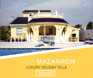 Casa Mazarron Luxury Holiday Villa
