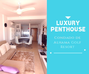 Luxury Penthouse Apartment at Condado de Alhama