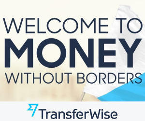 Transferwise - Money Without Borders