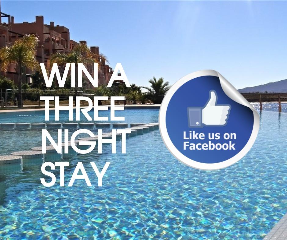 Win a 3 Night Stay at La Isla