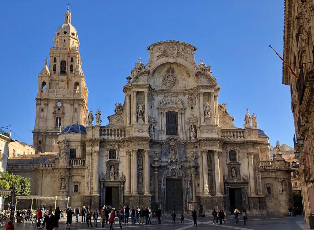 Discover Murcia City