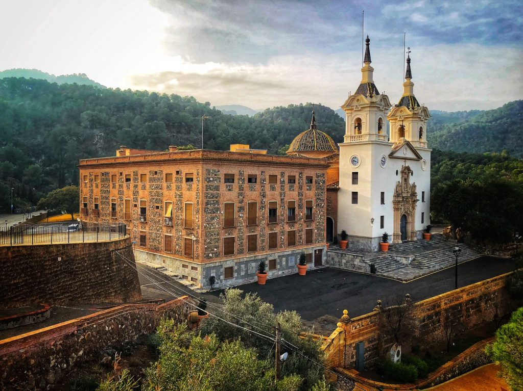 A Look at Santuario de la Fuensanta