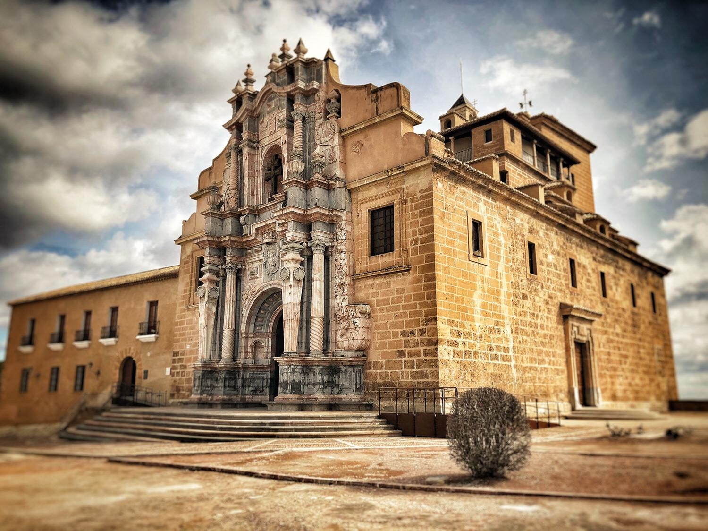 Basilica Shrine of Vera Cruz