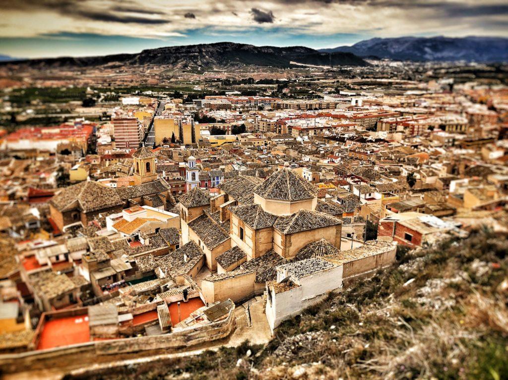 Take a Walk around Historic Mula and Fuente Caputa