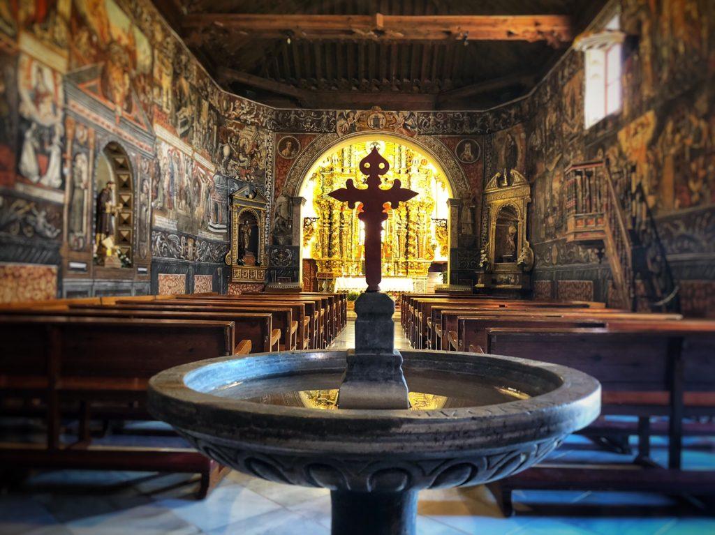 Exploring the Re-Opened Santuario de Santa Eulalia