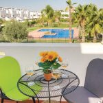 Bright and modern apartment close to the pool from £136p/w