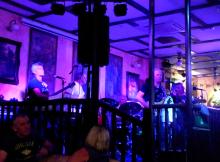 Live Entertainment at The Clover Bar Condado de Alhama
