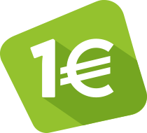 List your rental property for 1€