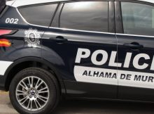 Alhama de Murcia Policia
