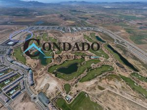 New Build Villas and Apartments At Condado de Alhama Golf Resort