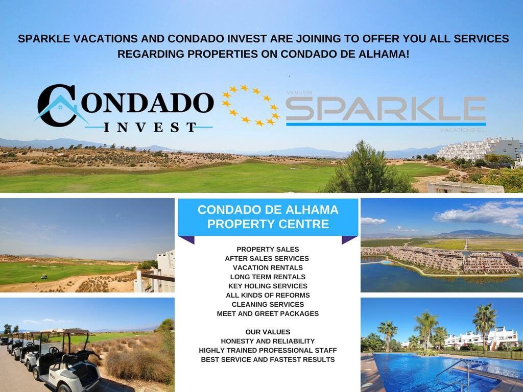 Sparkle Vacations and Condado Invest Team Up'