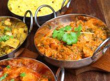 Authentic Indian Curry at Condado de Alhama