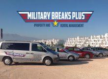 Military Breaks Plus