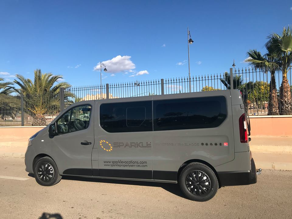 Sparkle Vacations Bus Service