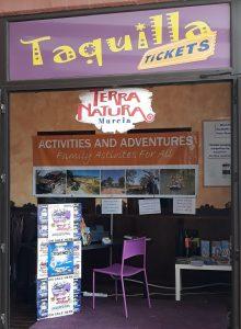Taquilla Tickets at Condado de Alhama