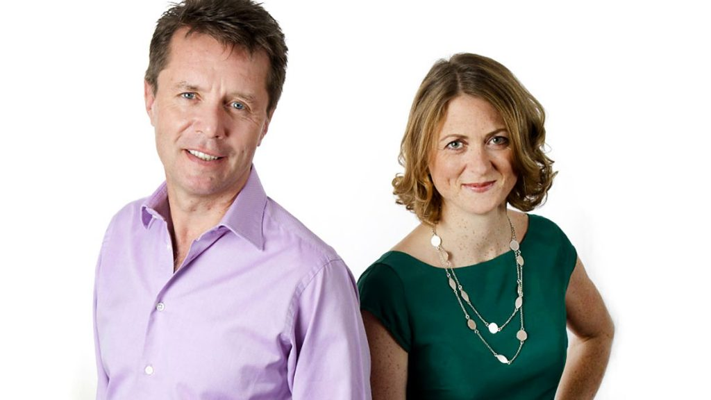 Five Live Breakfast Show featuring Mark Needham and David Ing