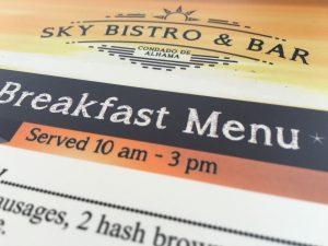 Sky Bistro & Bar at Condado de Alhama