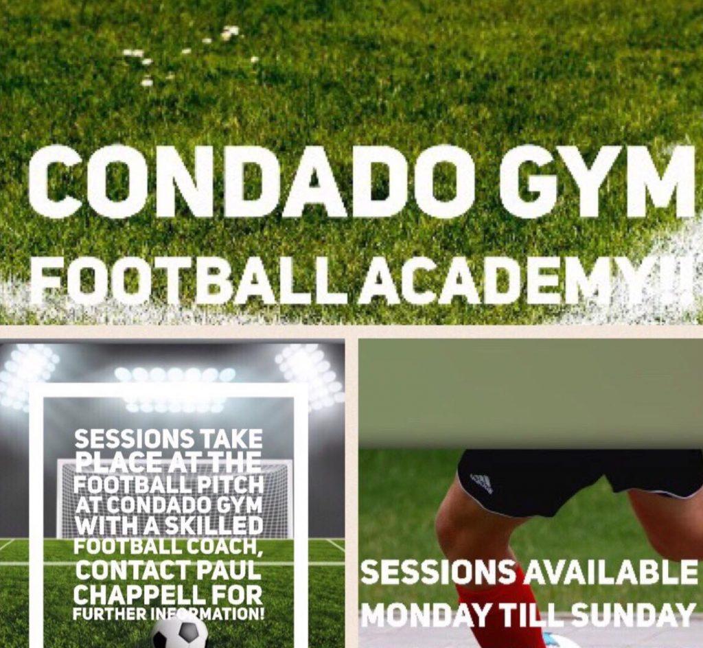 Football Academy Returns for Half Term