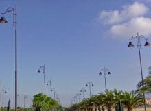 Street Lighting at Condado de Alhama