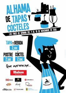 Tapa y Cocteles at Alhama de Murcia
