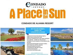 Condado Invest Present A Place in the Sun