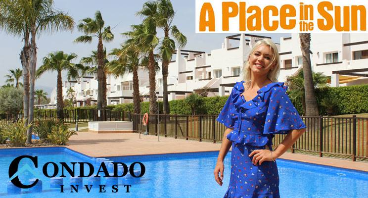A Place in the Sun with Condado Invest at Condado de Alhama