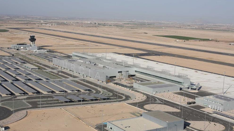 Corvera Region de Murcia Airport
