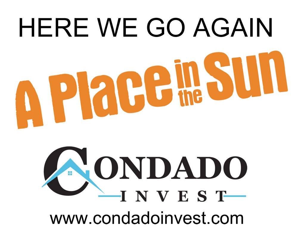 A Place in the Sun film On Condado for a third time!