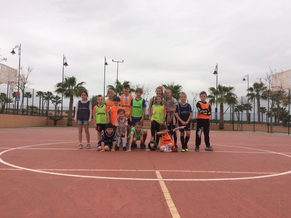 Kids Football Academy at Condado de Alhama